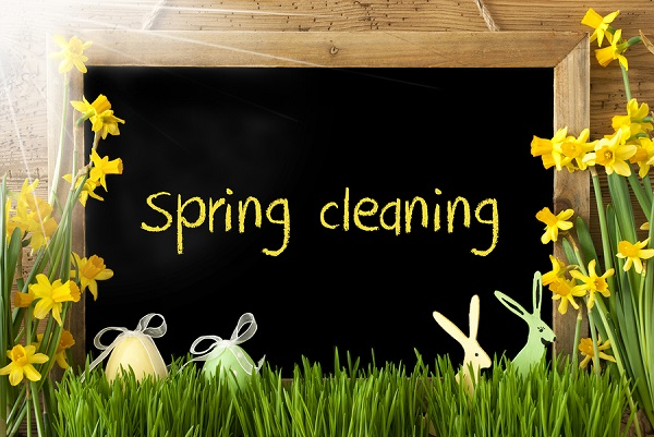 Spring Cleaning - Organize your Home and Storage Unit - Abba Self & RV Storage